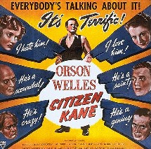 Citizen Kane, d'Orson Welles