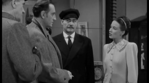 Dressed to kill (La clef, 1946) de Roy William Neill : Holmes en danger de mort