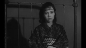 港の日本娘 (Jeunes filles japonaises sur le port, 1933) de 清水 宏 (Hiroshi Simizu) : Sunako tire sur Yoko; et Yoko pardonne à Sunako