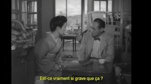 祇園囃子 (Les musiciens de Gion, 1953) de 溝口 健二 (Kenji Mizoguchi) : Eiko violentée