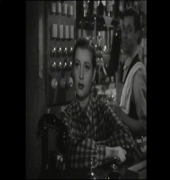 Blanchette Brunoy dans Le café du cadran