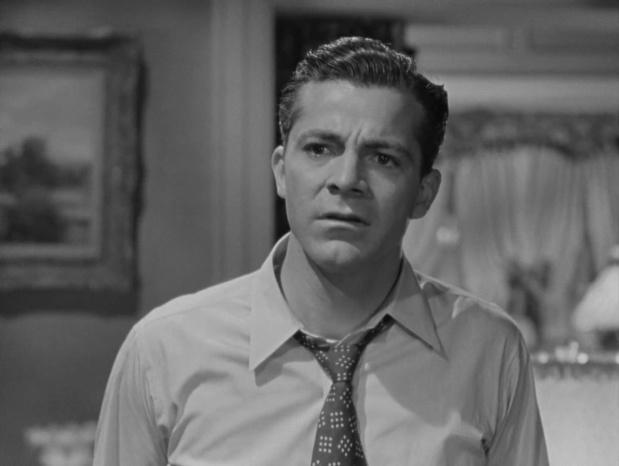 Dana Andrews dans le film policier Laura (1944) d'Otto Preminger