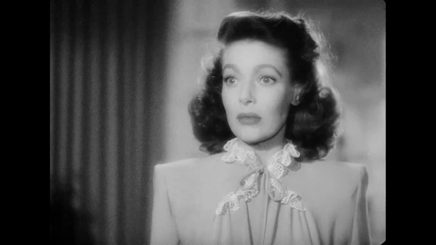 Loretta Young dans le film Le criminel (The stranger)