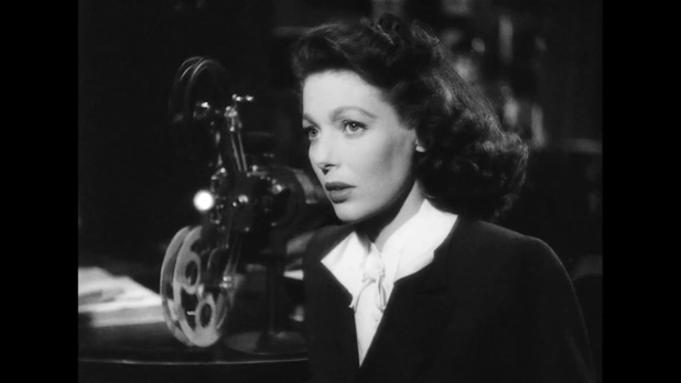 Loretta Young dans le film The stranger (Le criminel)