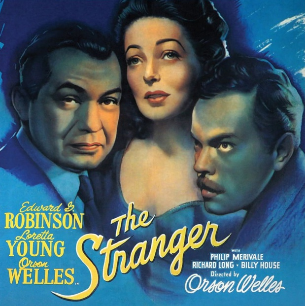 Affiche du film The stranger