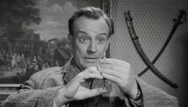 Image du film Murder she said, une aventure de miss Marple