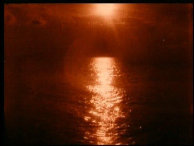 Coucher de soleil dans 20 000 lieues sous les mers (1916), de Stuart Paton