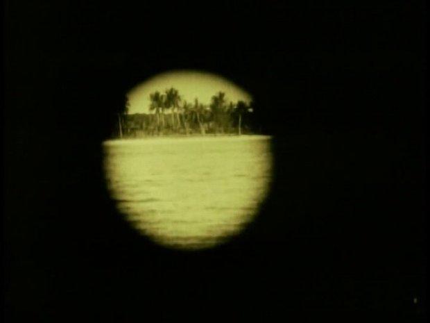 Ouverture à l'iris dans 20 000 lieues sous les mers (1916) de Stuart Paton