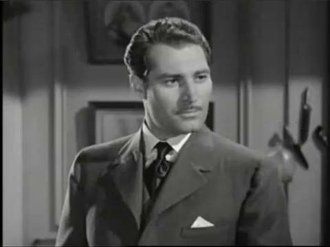 The adventures of Sherlock Holmes (Les aventures de Sherlock Holmes, 1939) d'Alfred Werker : la musique funèbre