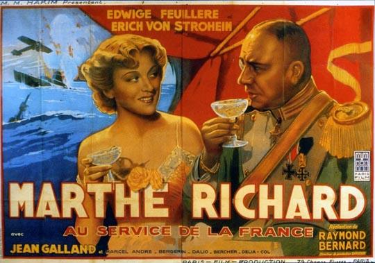 Marthe Richard au service de la France (1937) de Raymond Bernard : la fin