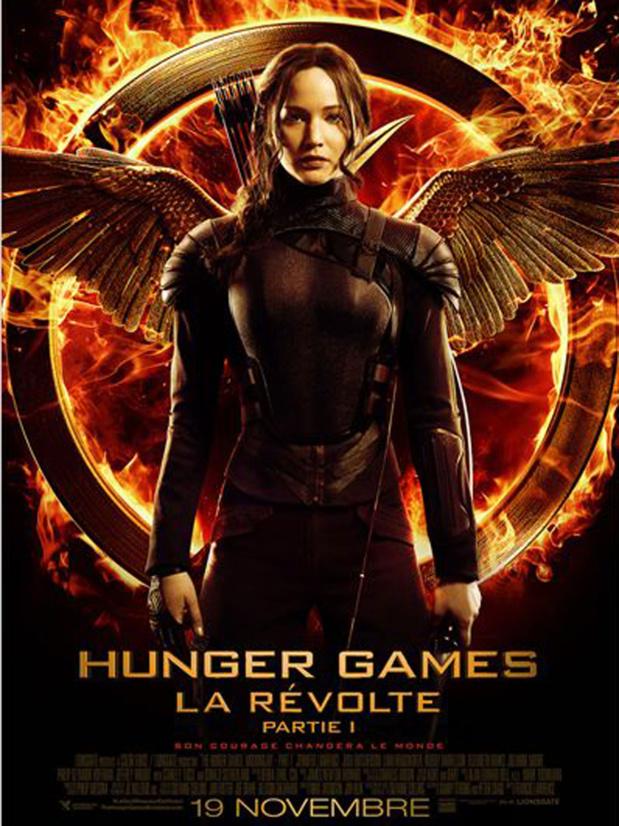 The Hunger Games : Mockingjay. Part 1 (Hunger Games : la révolte. Partie 1, 2014) de Francis Lawrence : les révoltés pénètrent au Capitole (HD)