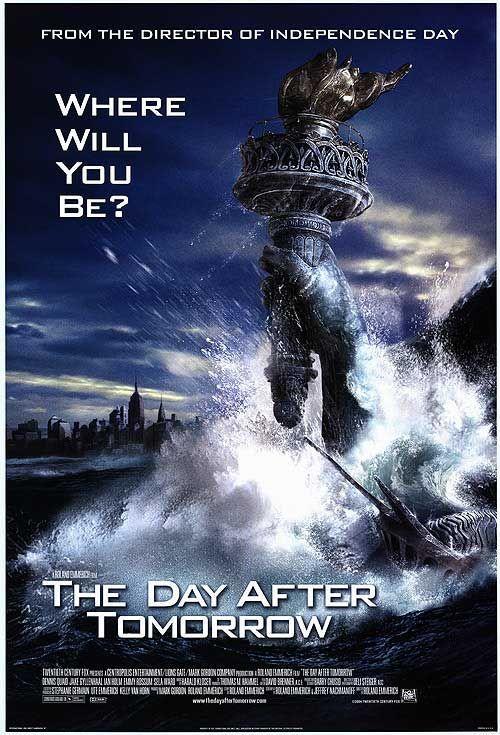 The day after tomorrow (Le jour d'après, 2004) de Roland Emmerich : cyclone sur Los Angeles (HD)