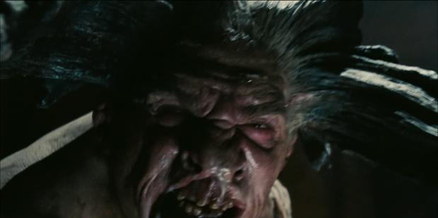 Wrath of the Titans (La colère des Titans, 2012) de Jonathan Liebesman : Persée tue le Minotaure dans le labyrinthe (HD)
