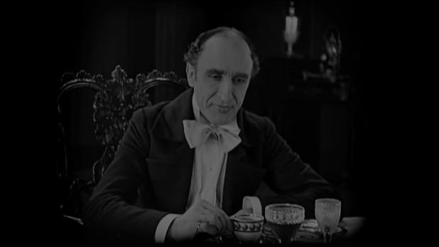 Brandon Hurst dans Dr. Jekyll and Mr. Hyde (Docteur Jekyll et M. Hyde, 1920) de John S. Robertson