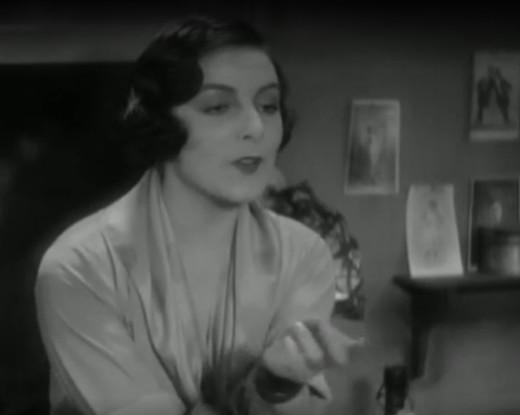 Gaby Morlay dans Accusée, levez-vous (1930) de Maurice Tourneur