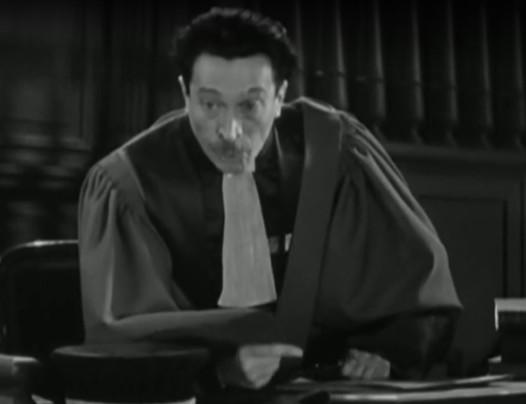 Georges Paulais dans le film Accusée, levez-vous (1930) de Maurice Tourneur