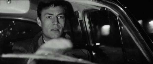Claude Mann dans Compartiment tueurs