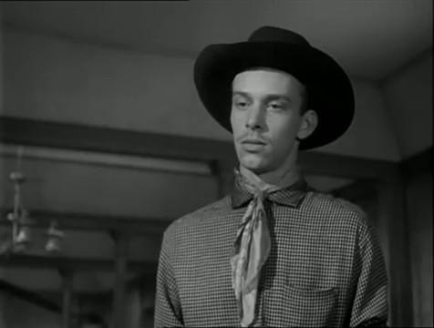 The gunfighter (La cible humaine, 1950) de Henry King : le début