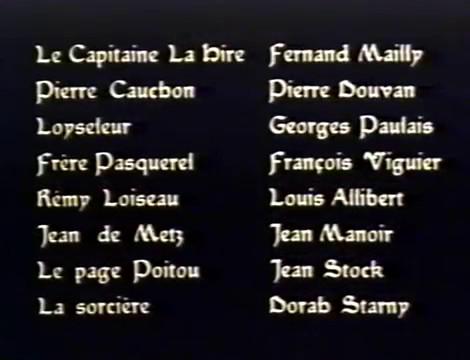 La merveilleuse vie de Jeanne d'Arc (1929) de Marco de Gastyne : la bataille d'Orléans