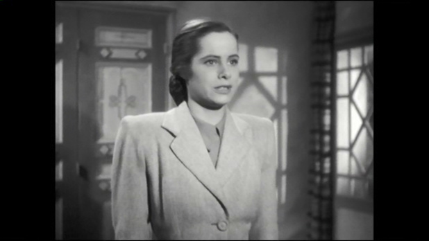 Bethsabée (1947) de Léonide Moguy : la mort de Sommerville