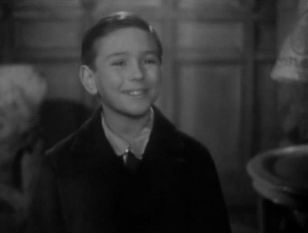 Péchés de jeunesse (1941) de Maurice Tourneur : le compositeur puis le baratineur; et les orphelins
