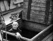Nosferatu, une symphonie de l'horreur, de Murnau