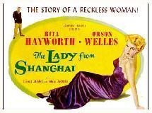 Affiche de La dame de Shanghaï