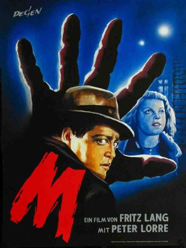Peter Lorre dans M le maudit