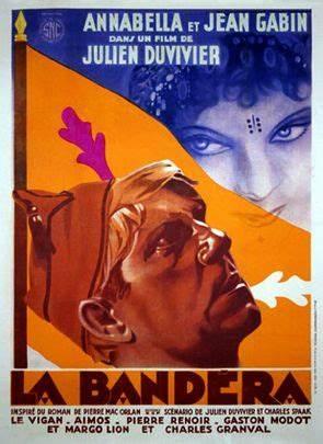 Affiche du film La bandera (1935) de Duvivier
