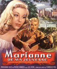 Affiche du film Marianne de ma jeunesse
