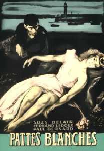 Affiche du film Pattes blanches