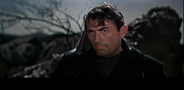 Gregory Peck dans Les canons de Navarone