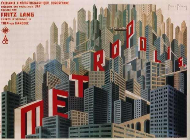 Brigitte Helm est l'humanoïde qui réplique Maria dans Metropolis