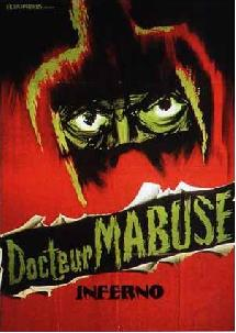 Affiche du film Docteur Mabuse, Inferno