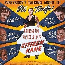 Citizen Kane, d'Orson Welles
