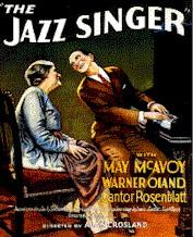Affiche du film The jazz singer