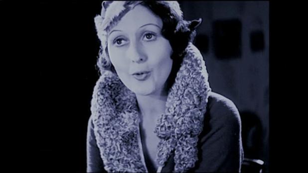 Betty Bird dans le film Die grosse liebe, d'Otto Preminger
