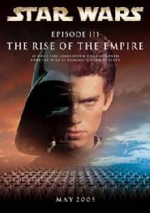 Star wars III, la revanche des Siths, montre la transformation d'Anakin Skywalker en Dark Vador