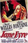 Une affiche de Jane Eyre (1944), de Robert Stevenson, avec Joan Fontaine et Orson Welles