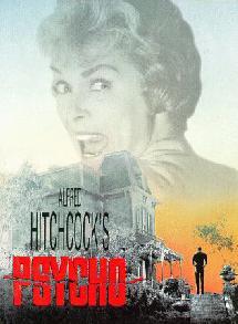 Dans Psycho (1960), d'Alfred Hitchcock, il y a aussi une maison mystérieuse et une chambre qui cache un secret