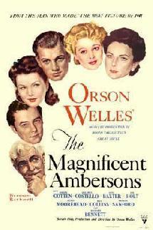 La splendeur des Amberson (1942), d'Orson Welles