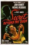 Une affiche du Secret derrière la porte