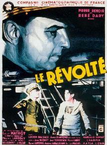 Clouzot a signé l'adaptation, le scénario et les dialogues du film Le révolté