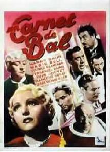 Carnet de bal (1937), de Julien Duvivier, considéré comme le premier vrai film à sketches