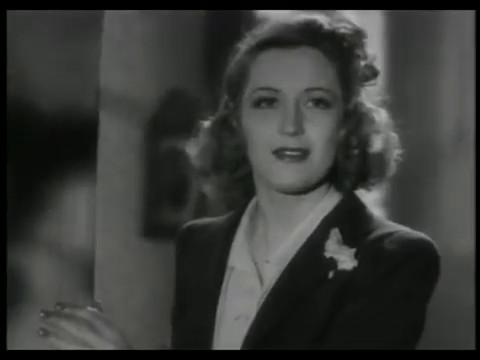 Le président Haudecoeur (1940) de Jean Dréville : Germain Haudecoeur doit renoncer à madame Brown