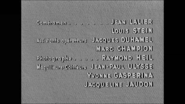 Des gens sans importance (1956) de Henri Verneuil : l'agonie de Clotilde (HD)