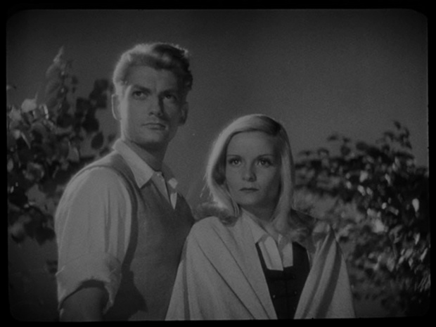 L'éternel retour (1943) de Jean Delannoy : Patrice rejoint Nathalie; et la fin