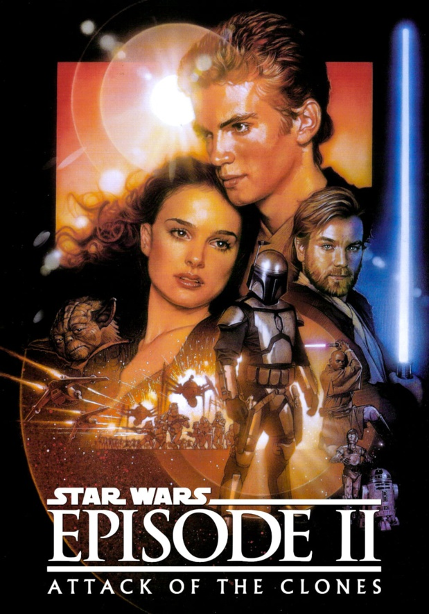Star wars : Episode II. Attack of the clones (Star wars : épisode II. L'attaque des clones, 2002) de George Lucas : les arènes