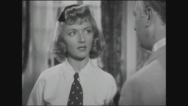 Monsieur La Souris (1942) de Georges Lacombe : dans le cabinet du juge