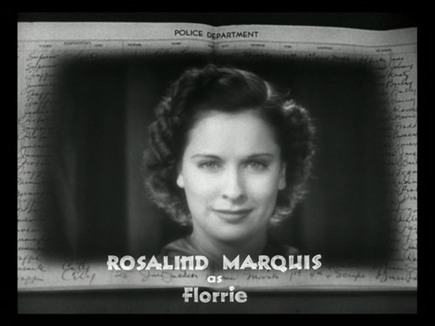 Rosalind Marquis dans Marked woman